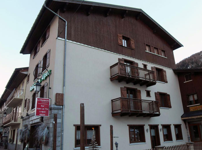 Location appartements Lanslebourg